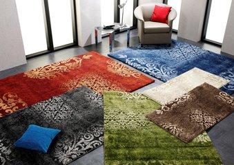 Vloerkleed Hoogpolig Design