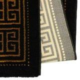 Modern vloerkleed Marmos 23402 975-Gold_