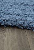 Vloerkleed hoogpolig Calys 170 Blauw_