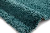 Effen vloerkleed Praxus kleur bright blauw 2236_