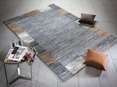 Modern vloerkleed Grado Grijs 640