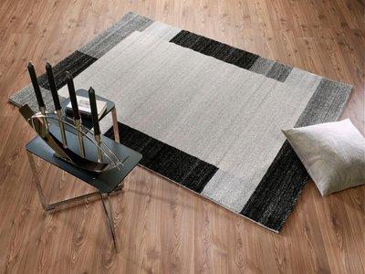 Modern vloerkleed Arina Grijs 640