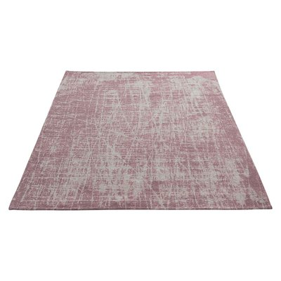 Wasbaar vloerkleed Bahama roze 6920