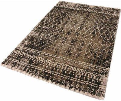 Vloerkleed Luxor Bruin K11490-04