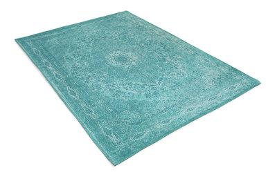 Vloerkleed Tabriz Tabriz  Aqua