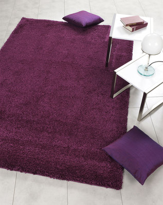 Hoogpolige karpetten Ontario 690 Purple