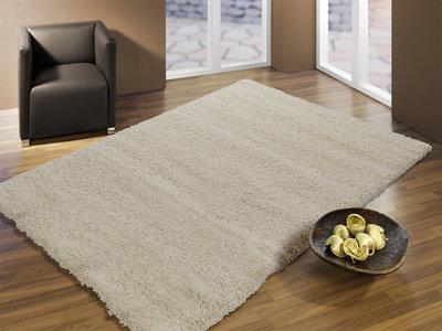 Hoogpolig karpet Ontario 686 Beige