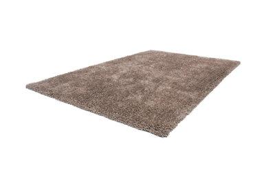 Hoogpolig tapijt beige Axel Beige