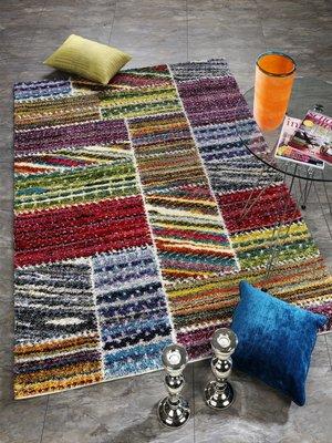 Vloerkleed multicolor Grandy 598 Multi