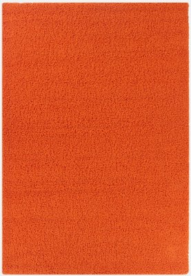 Orange vloerkleed hoogpolig Calys 170