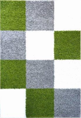 Moderne vloerkleden Calys 171 Groen