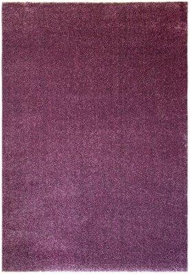 Hoogpolig vloerkleed paars Astrix 181 Violet
