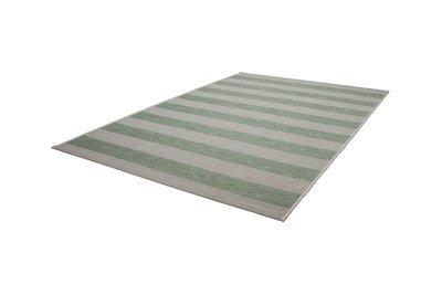 Vloerkleed laagpolig Elba groen
