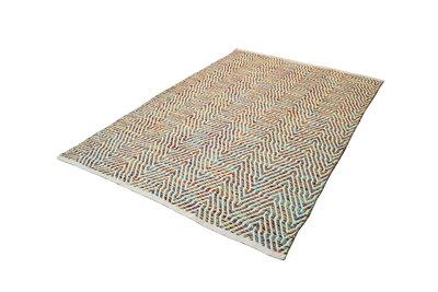 Vloerkleed wol Retif Multicolor