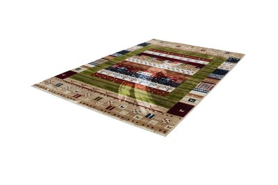 Orient Oosters klassiek vloerkleed of karpet Orienta multicolor