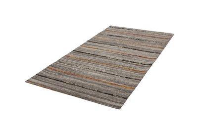 Geweven vloerkleed of karpet multicolor