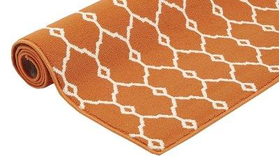 Vloerkleden en tapijten orange Paros