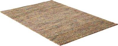 Multicolor vloerkleden en karpetten Solor 2000 Geel
