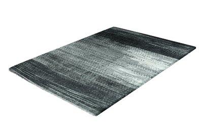 Aanbieding vintage vloerkleed of karpet Timor 1802 Antraciet