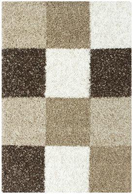 Moderne tapijten Calys 171 Beige