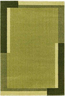 Modern vloerkleed Soraja kleur groen 004/030