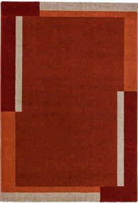 Modern vloerkleed Soraja kleur rood 004/010