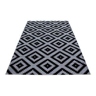 Modern vloerkleed Galant 8005 kleur Zwart
