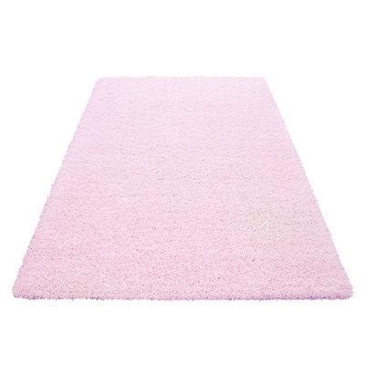 Pink vloerkleden Adriana Shaggy  1500/AY