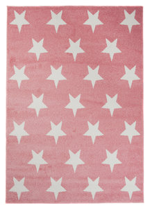 Modern vloerkleed Alanis L896A kleur Roze